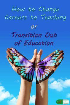 Career change from teaching resume